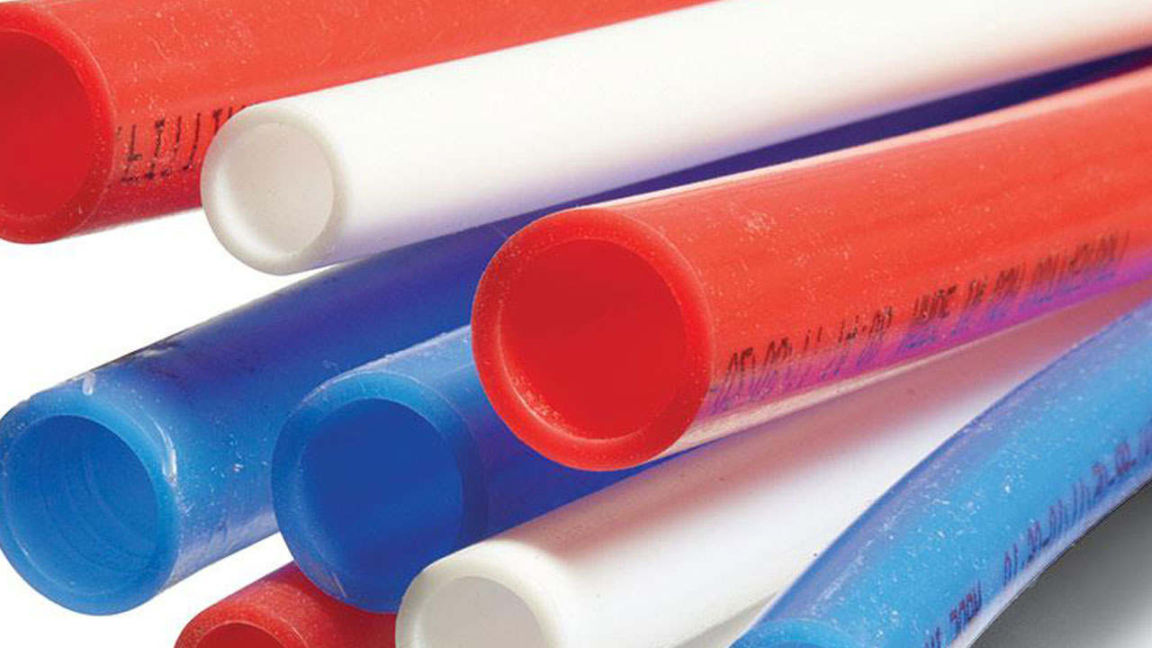 PEX Plastic Pipes have issues for California