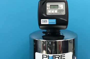 pure elements water filtration prevents pinholes from chloramines