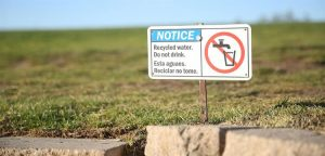 Palm Desert golf courses use recycled water can leech weed chemicals back into the ground water